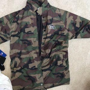 Vans swisher camp jacket